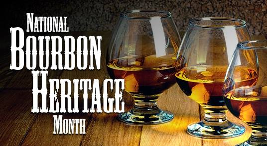 national bourbon heritage month