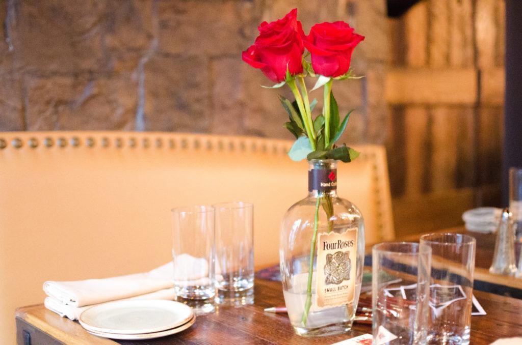 four roses bourbon obc kitchen