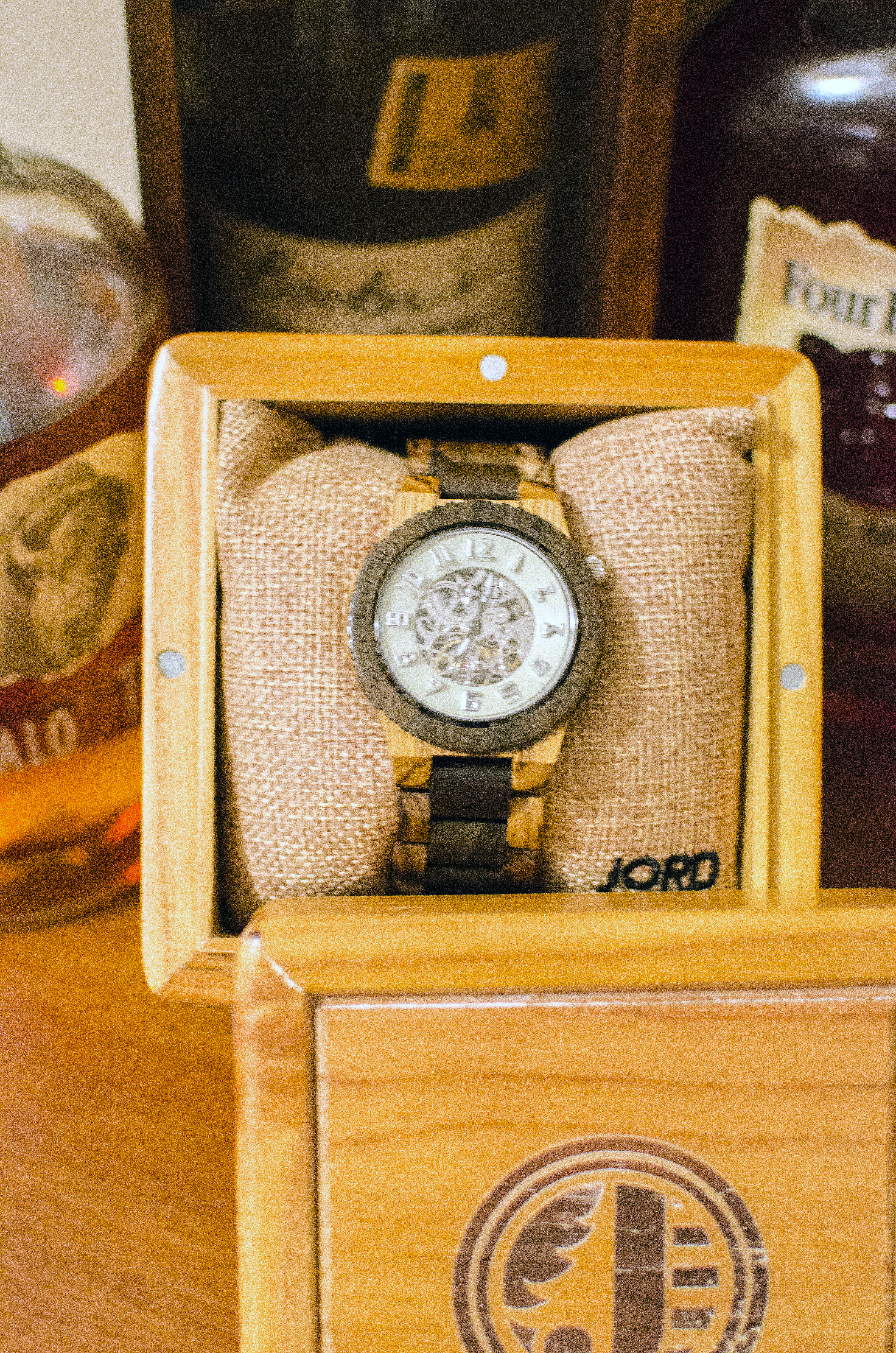 wood watches for men by jord