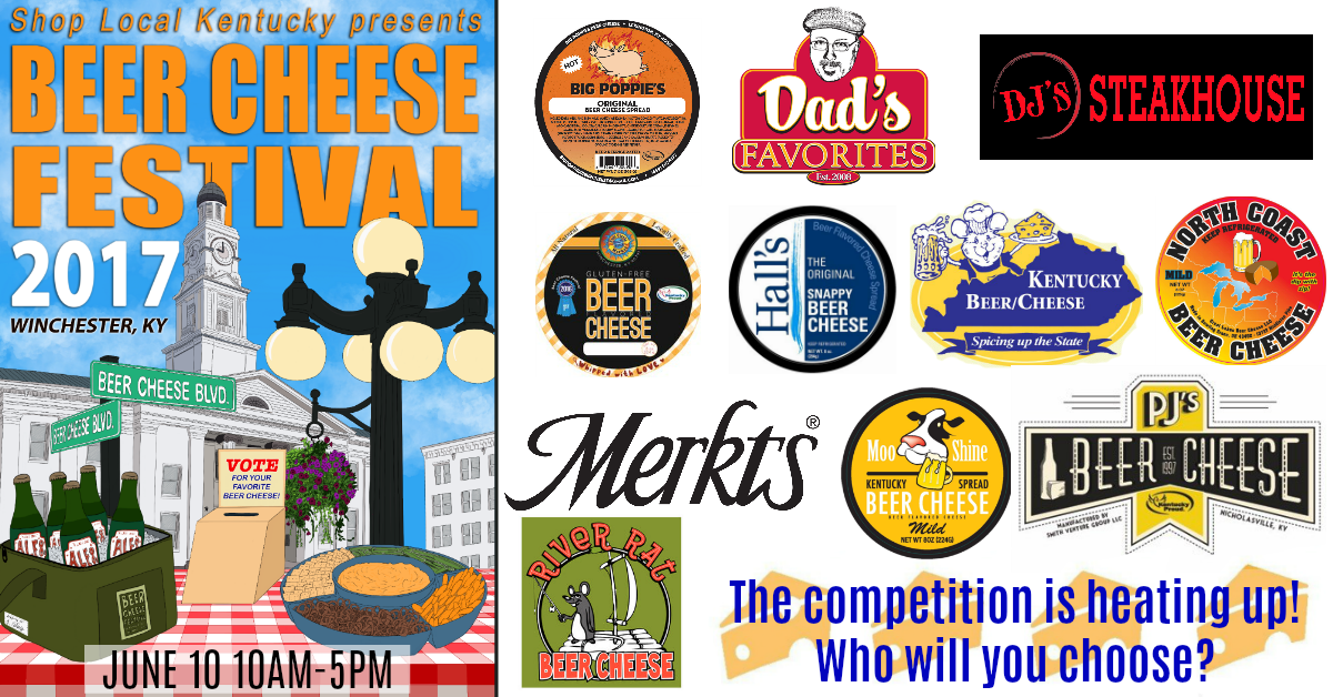 9th annual beer cheese festival