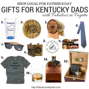 shop local kentucky father's day