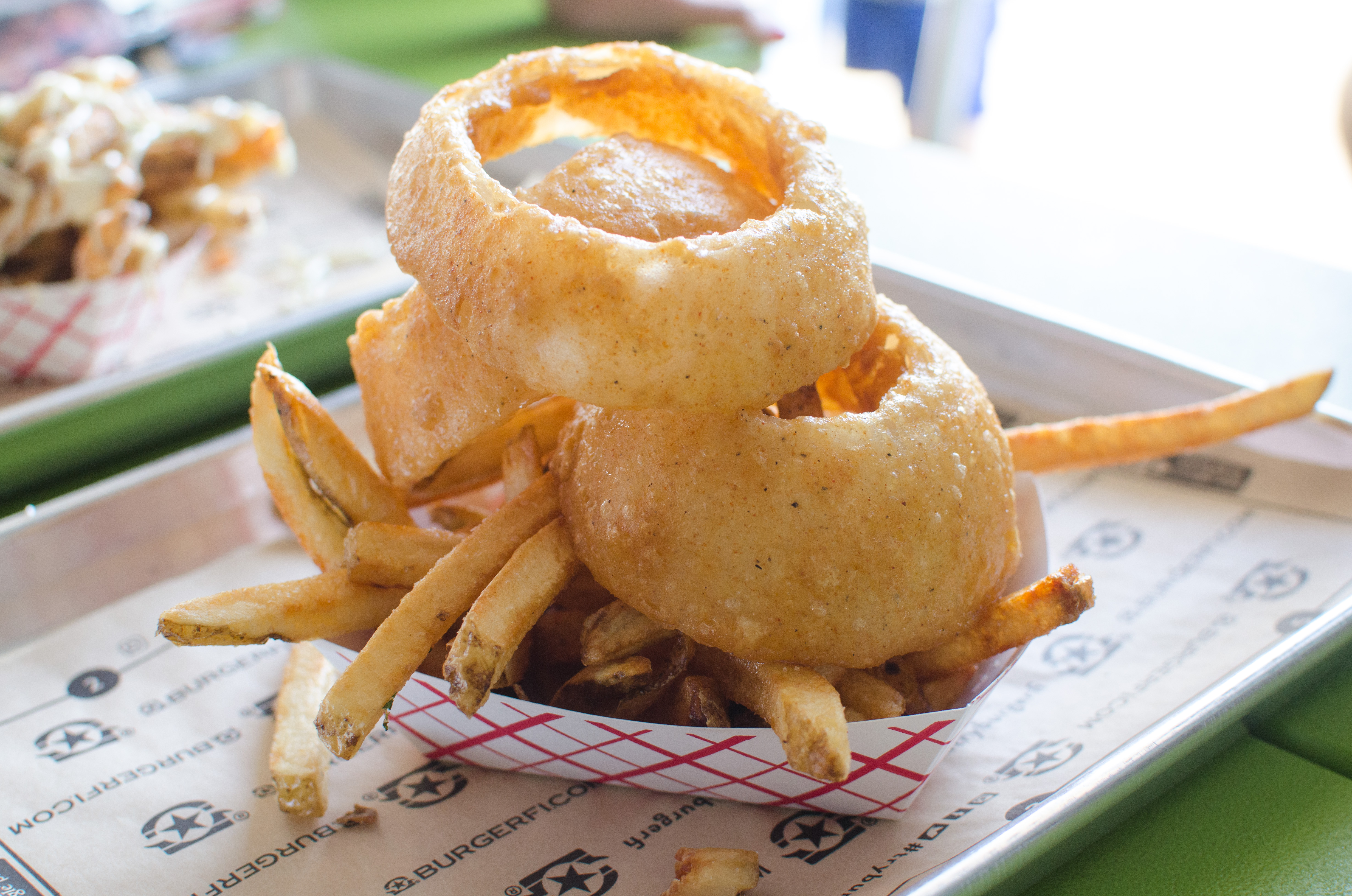 burger fi french fries onion rings