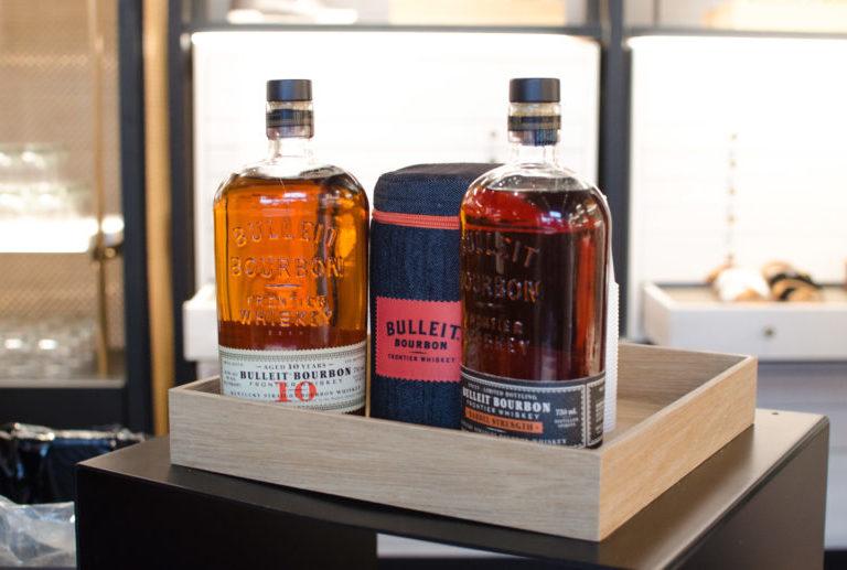 frye bulleit whiskey the summit