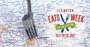 Lexington Eats Week 2017