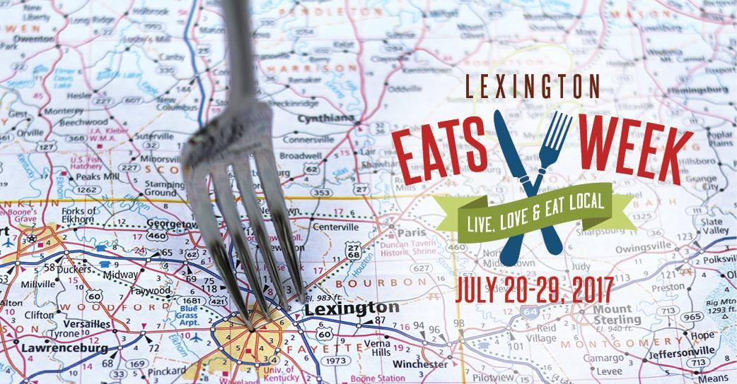 Lexington Eats Week 2017