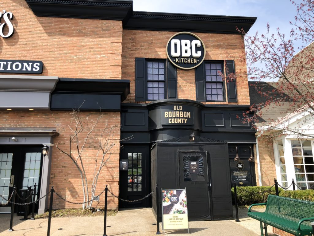 OBC Kitchen (Old Bourbon County) is part of the Bluegrass Hospitality Group (They own Malone's and other top-notch restaurants. Malone's is one of the top steakhouses in North America). OBC Kitchen is a local, chef-driven restaurant that houses an extremely rare bourbon collection, eclectic craft beer selection and extensive wine list. They have over 300 bourbons to choose from. #sharethelex #travelky #visitlex #lexingtonky #eatkentucky #eatlexington #shoplocal