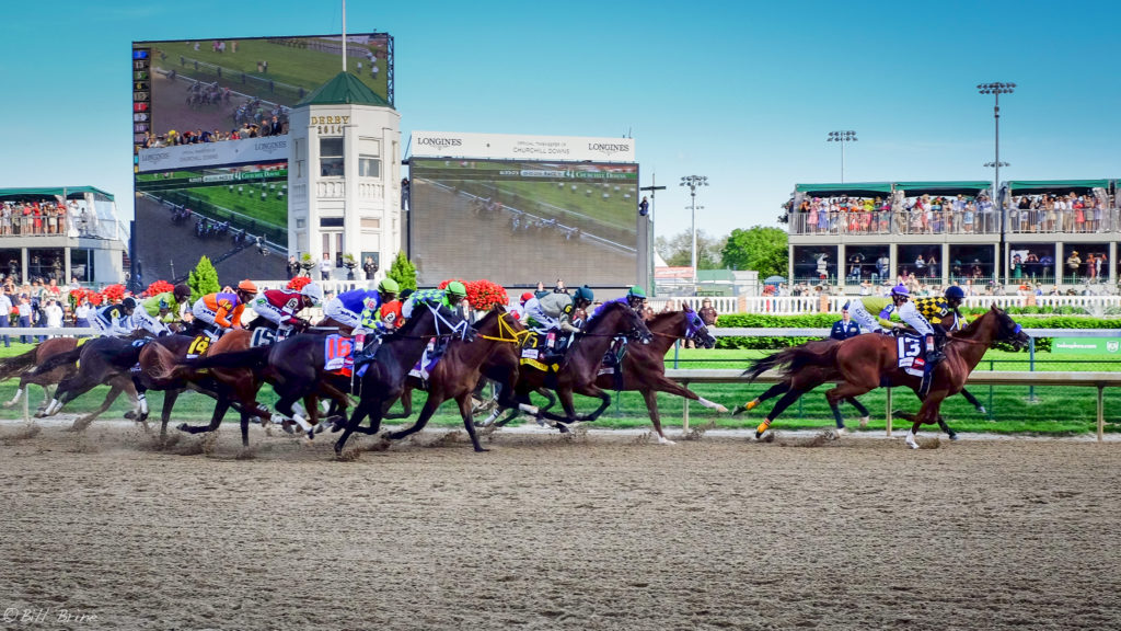 "The Kentucky Derby has been nicknamed ""the greatest two minutes in sports."" Here in 2018, we are celebrating its 144th year, but how did we get here? When did it start? I'm sure everyone knows what The Kentucky Derby is! The Derby is a horse race that is held annually in Louisville, Kentucky on the first Saturday in May, capping (another word) the two-week-long Kentucky Derby Festival, but it wasn't always this way. #sharethelex #louisville #louisvilleky #kentucky #kentuckyderby #horses"
