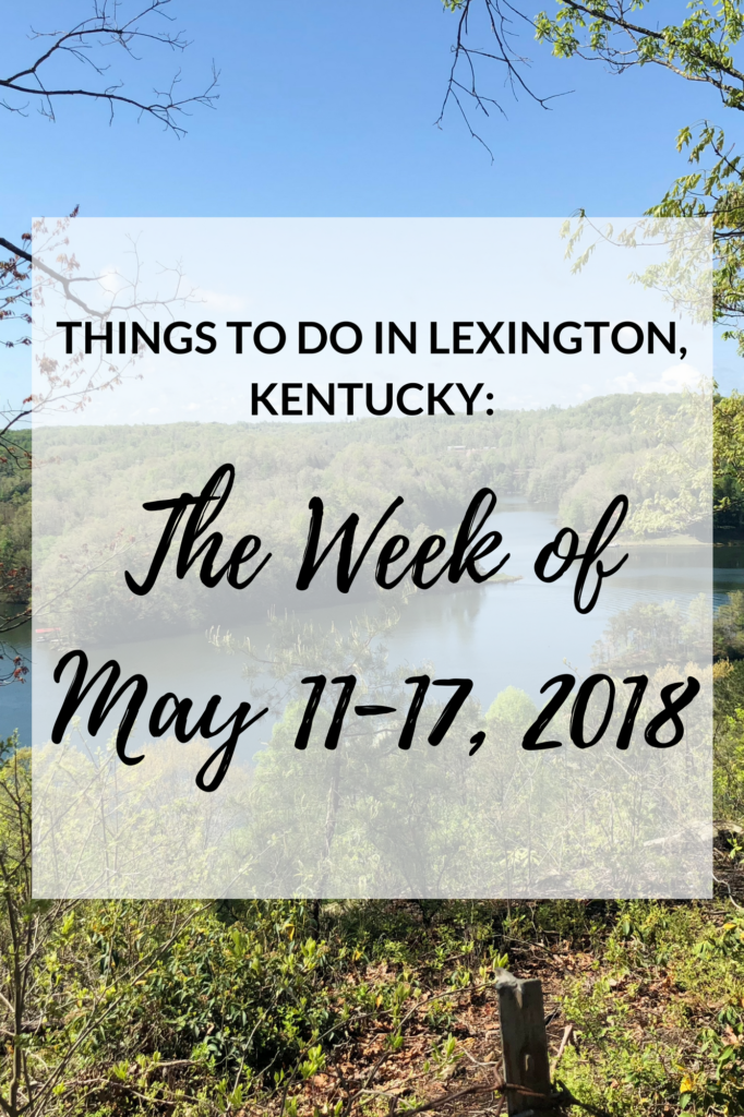 There is so much to do in Lexington this weekend and upcoming week! With Thursday Night Light being in full swing this season, Mother's Day this Sunday, and Lexington Craft Beer Week this May 11-19, there is something that is bound to keep you entertained! #sharethelex #lexingtonky #kentucky #visitlex #travelky