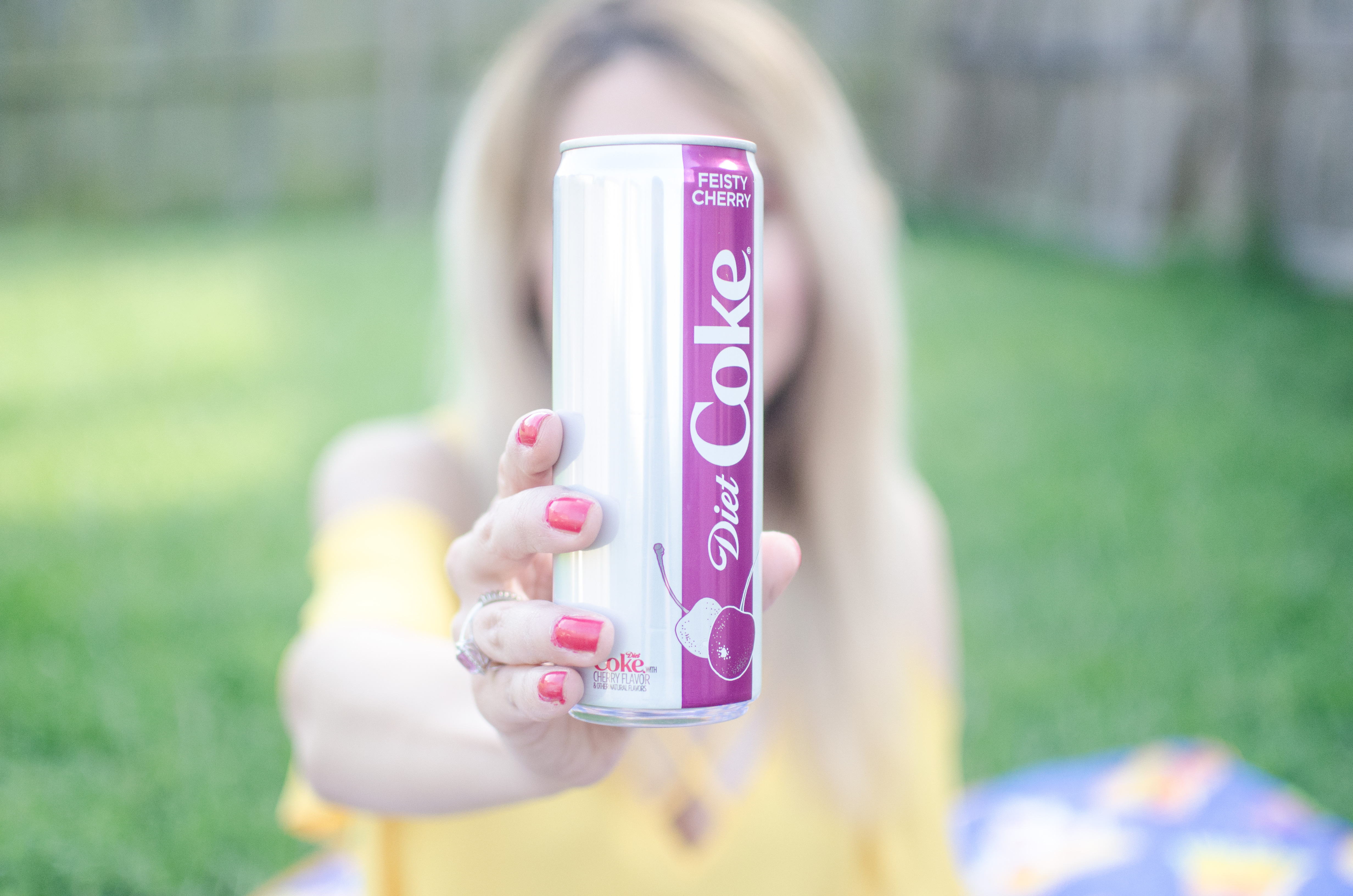 #ad If you truly know me, then you'll know that Diet Coke® is my drink of choice. Of course, I was excited after seeing the new flavors of Diet Coke at Target. That got me thinking – they did something completely different and likely stepped out of their comfort zone. If they can, why can't you? What's your excuse? #BecauseICan #BecauseFlavorYourLife #CollectiveBias