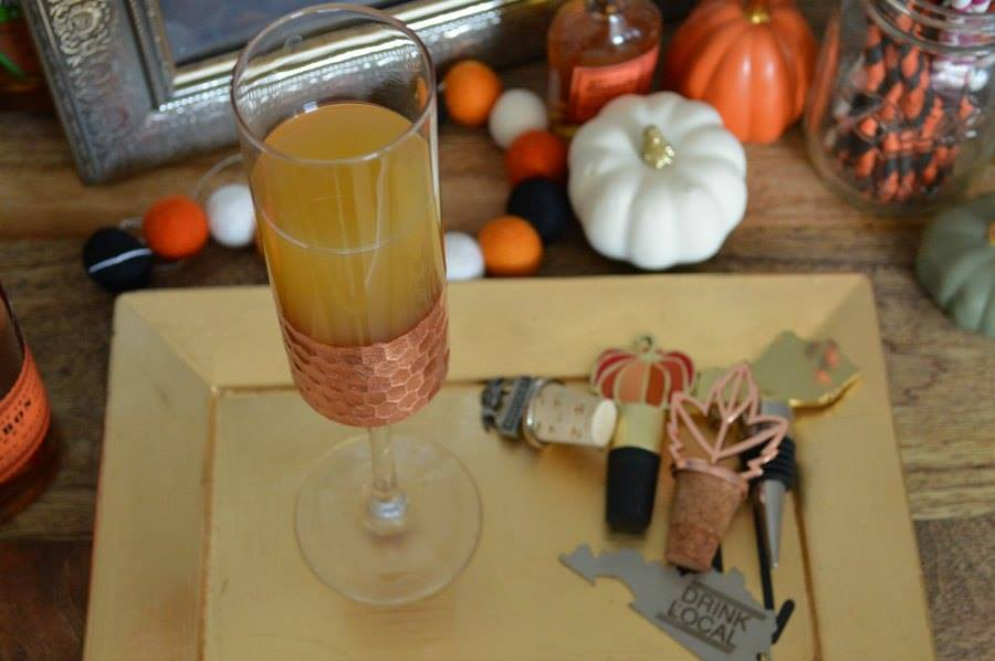 It's after November 1, so the holiday season is officially here! I've teamed up with some local bloggers to bring you the best seasonal cocktails for this holiday season. #cocktail #drink #recipe #alcohol #booze #applecider #bourbon #cocoa #peppermint #christmas #fall #winter