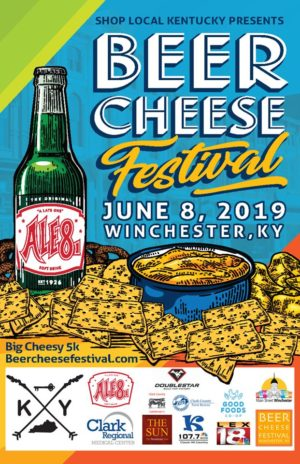 Beer Cheese Festival Poster 2019