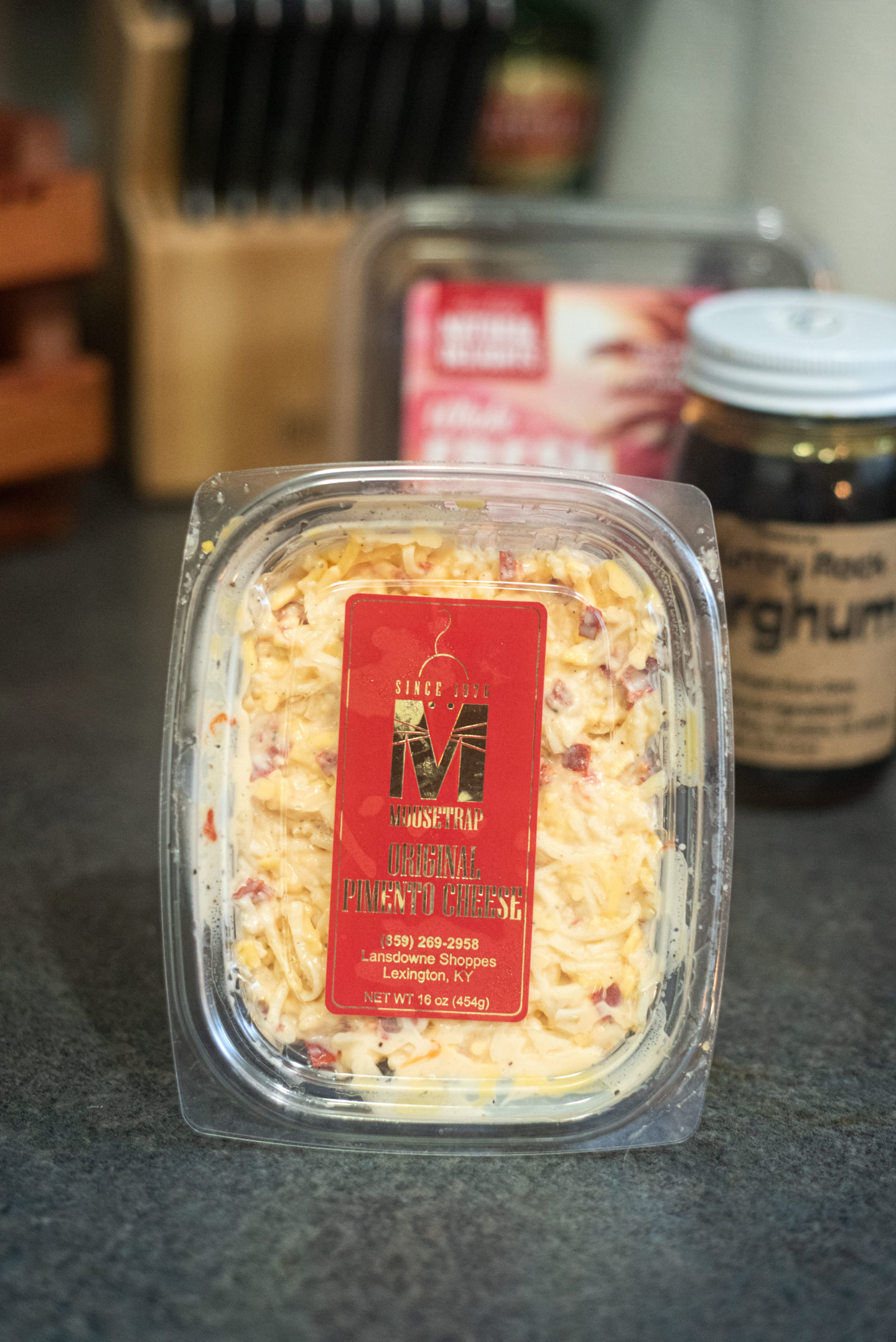 mousetrap pimento cheese